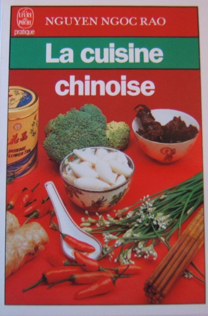 Achat livre nguyen ngoc rao la cuisine chinoise book - Livre de cuisine en ligne ...