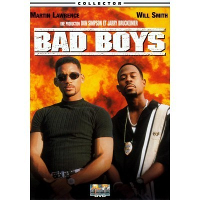 DVD collector bad boys