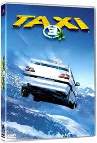 DVD Taxi 3 Luc besson