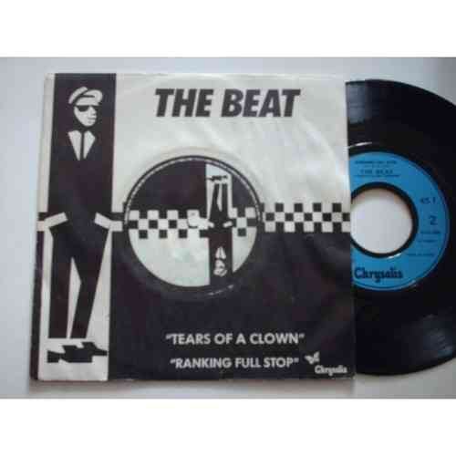 VINYL45T the beat tears of a clown 1979