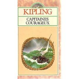 LIVRE Rudyard Kipling capitaines courageux