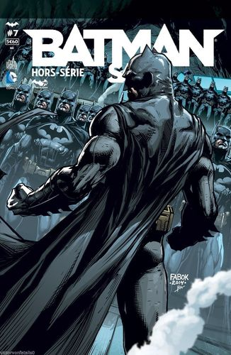BD batman saga N°7 le batman de demain 2015