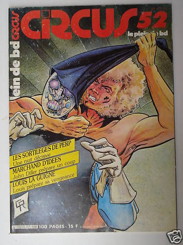 circus  N°52 aout 1982