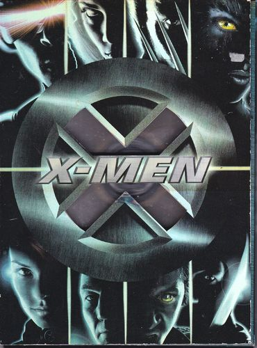 DVD X MEN Bryan Singer