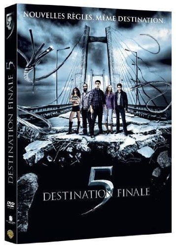 DVD destination finale 5