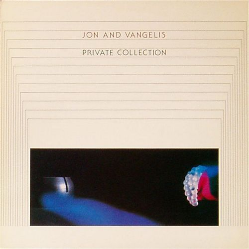 VINYL 33 T jon and vangelisprivate collection