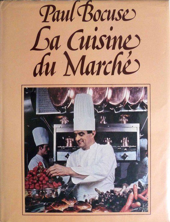 Vente livre paul bocuse la cuisine du march vente livre - Livre de cuisine francaise ...