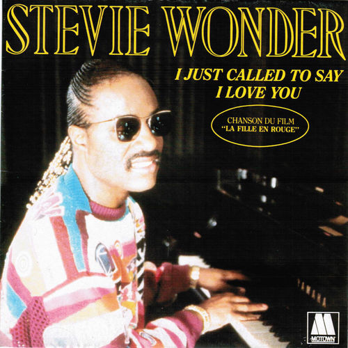 VINYL45T stevie wonder i just called to say i love you
