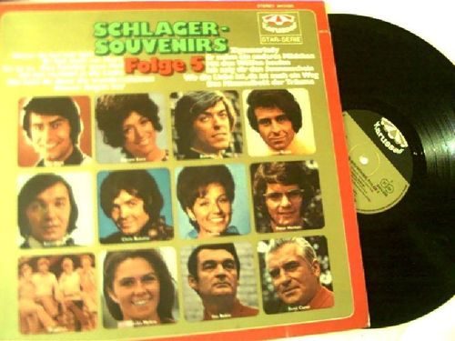VINYL33T schlager souvenirs folge 5 karussell