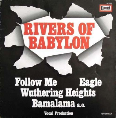 VINYL33T the hiltonaires rivers of babylon