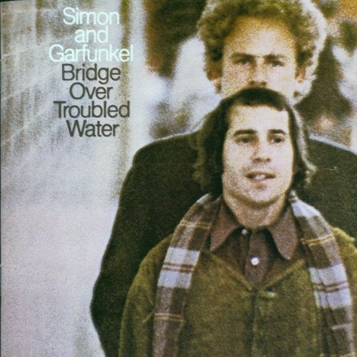 VINYL33T Simon end garfunkel bridge over troubled water 1970 BIEM