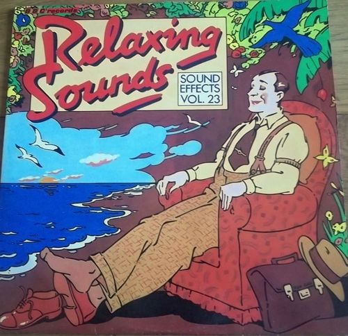 VINYL33T relaxing sounds sound effects vol 23