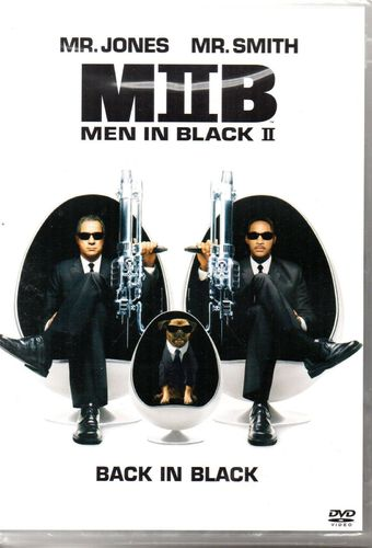 DVD Men in black II (2dvd) 2002