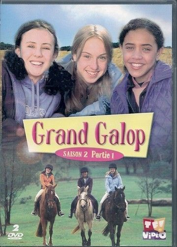 DVD Grand galop saison 2 partie 1