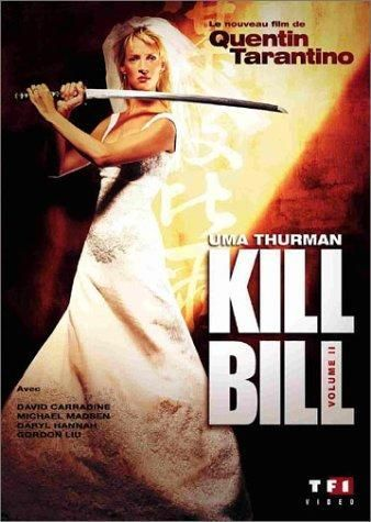 DVD Kill Bill vol 2 uma thurman