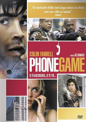 DVD phone game colin farrell