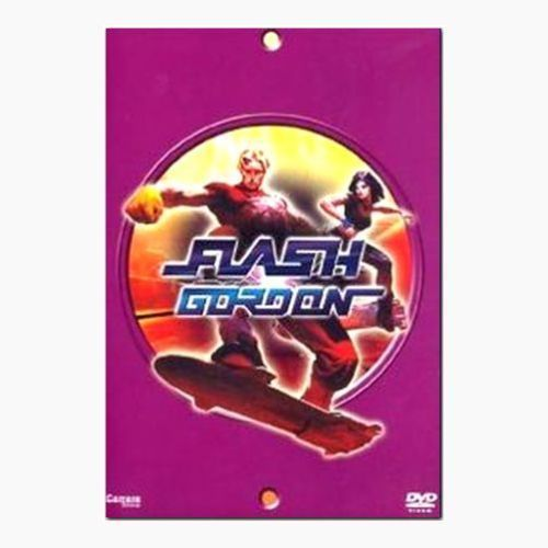 DVD flash gordon Raymond, Alex 1996