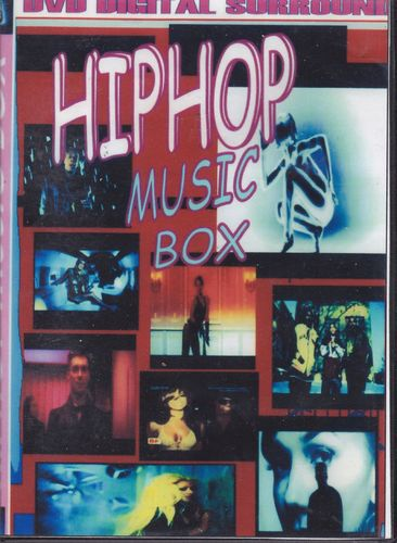 DVD hip hop music box
