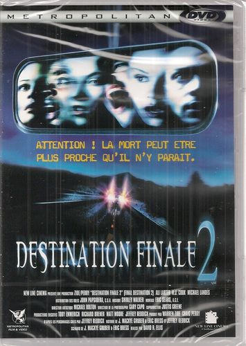 DVD destination finale 2 2004