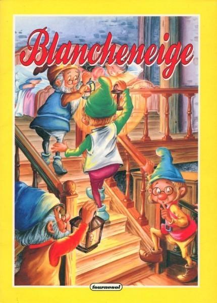 Livre Blanche Neige Collection Gavroche 1991