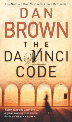 LIVRE dan brown the da vinci code