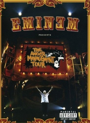 DVD eminem the anger management tour Garry Odom 2005