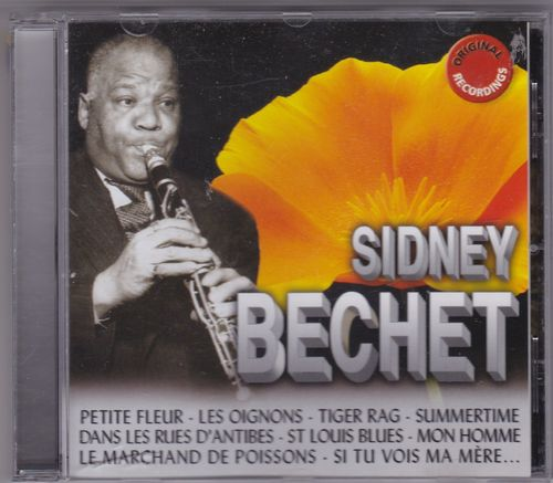 CD sydney bechet wild cat blues