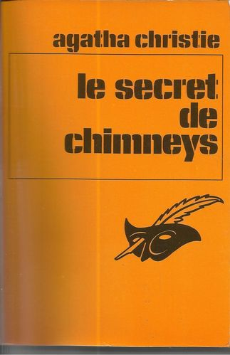 A christie le secret de chimneys LM 126