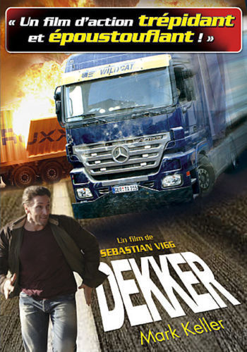 DVD dekker mark keller 2009