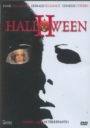 DVD halloween 2 Lwallace, Tommy 2005