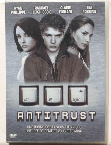 DVD antitrust Peter Howitt 2002