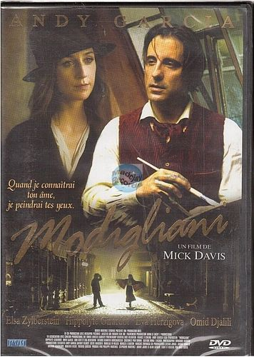 DVD modigliani andy garcia