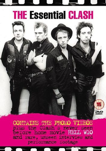 DVD the essential clash Sony music 2003