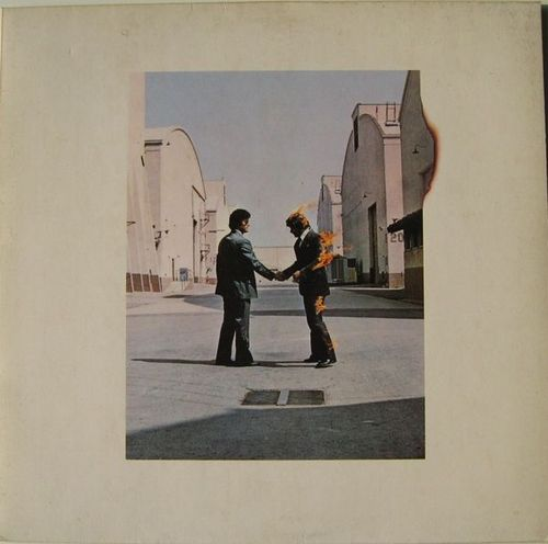 VINYL 33 T pink floyd wish you were here 1975