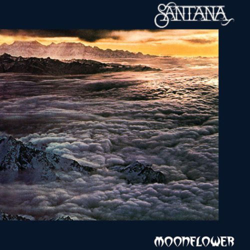 VINYL33T Carlos santana moonflower 1977