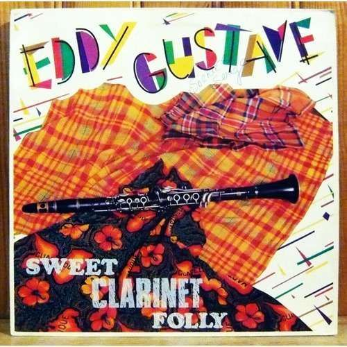 VINYL 33 T eddy gustave sweet clarinette folly