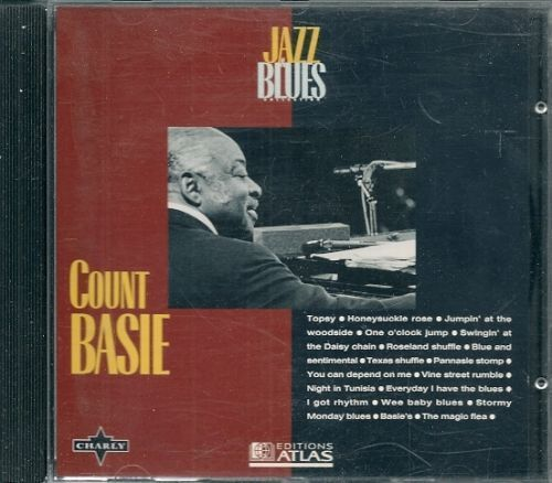 CD count basie jazz and blues  1995