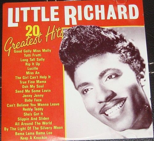 CD little richard 20 greatest hits