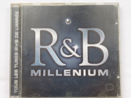 CD r&b millenium 2001