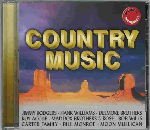 CD country music compil  2005