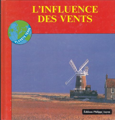 LIVRE David lambert l'influence des vents 1992