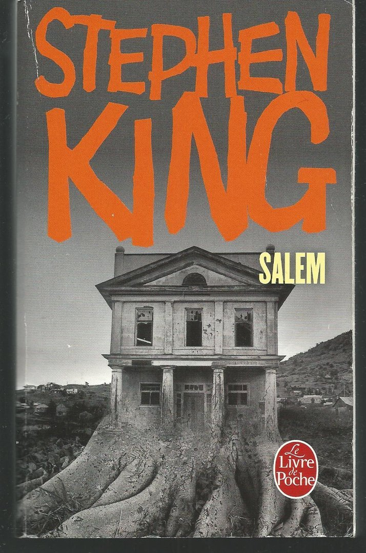 LIVRE Stephen King salem poche 31272