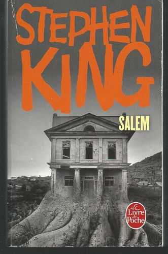 LIVRE Stephen King salem 1993 LP N° 31272