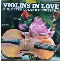 VINYL 33 T the peter loland orchestra violins in love 1973