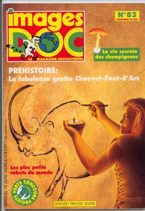 Livre Magazine Images Doc N 83 1995