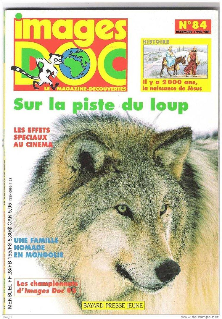 Livre Magazine Images Doc N 84 1995