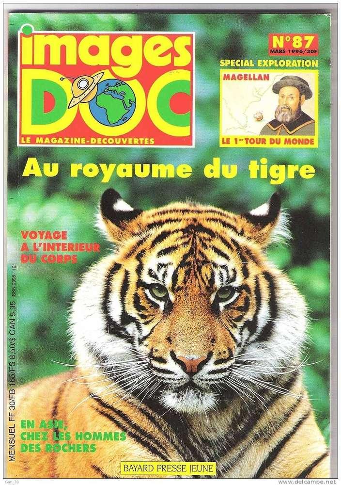 Livre Magazine Images Doc N 87 1996