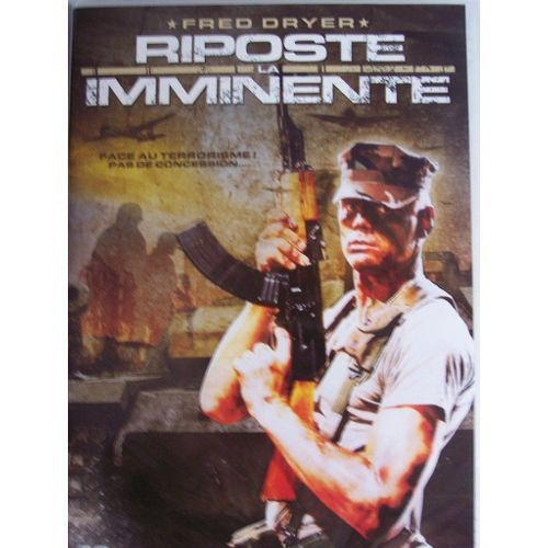 DVD film la riposte imminente 1986