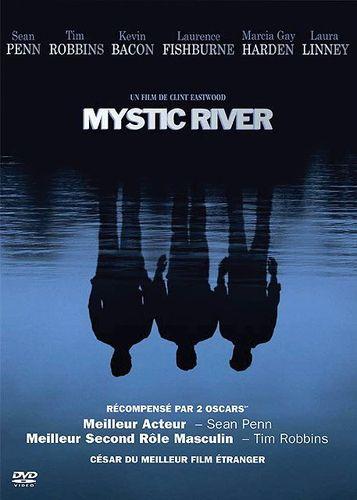 DVD Mystic river 2003 Clint Eastwood
