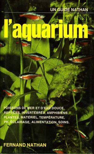 LIVRE l' Aquarium Francesco Bianchini 1977